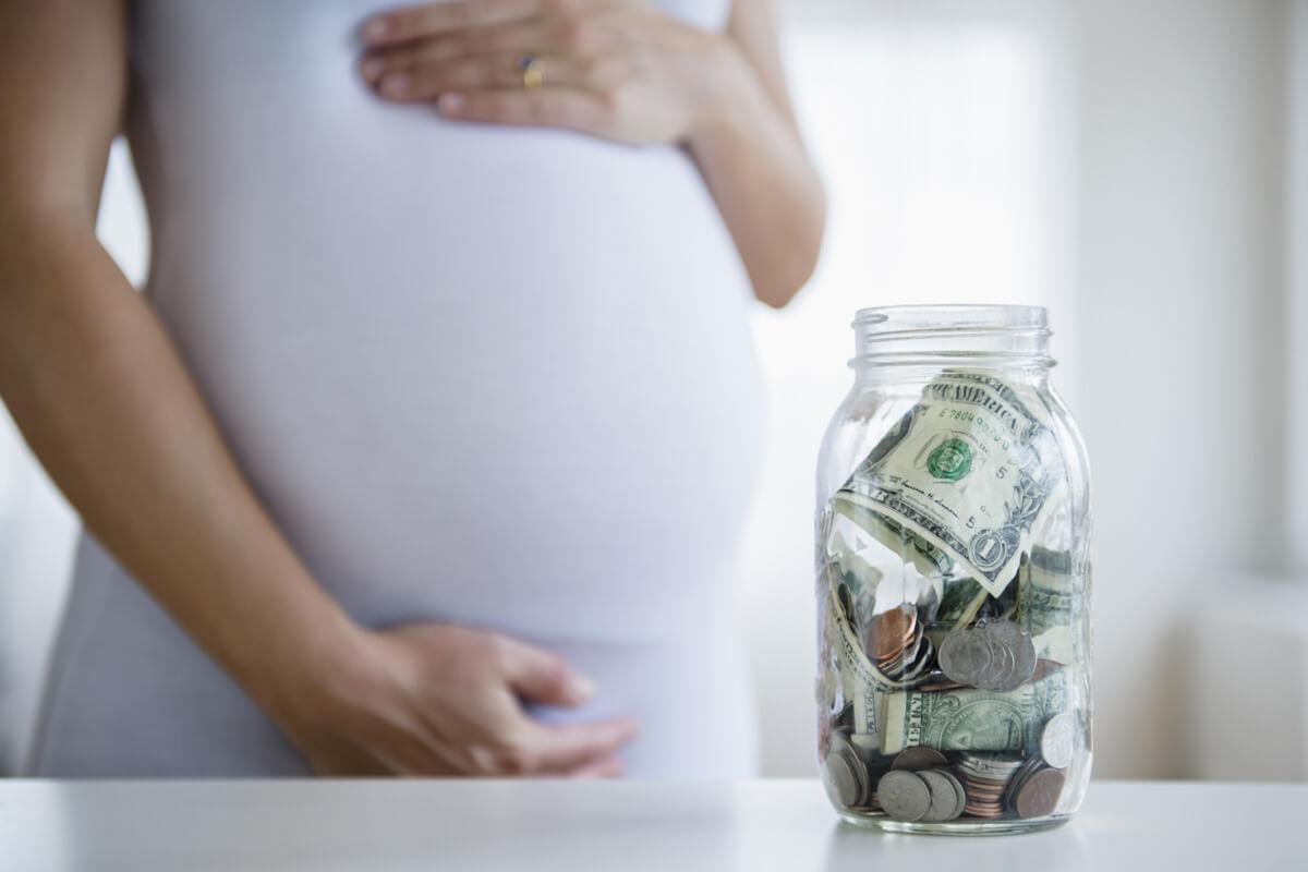 Как выглядит беременный тест 5