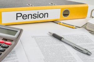 порядок оформления пенсии