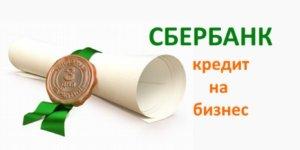 Программа выдачи кредитов для бизнеса по франшизе от Сбербанка