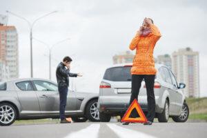 процесс оформления дорожно-транспортного происшествия по европротоколу