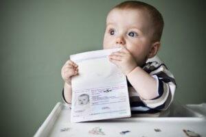 Оформление СНИЛС на ребенка