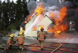 Страхование имущества от пожара, как правильно это сделать?