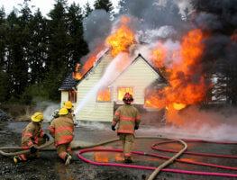 Какие риски покрывает страхование от пожара