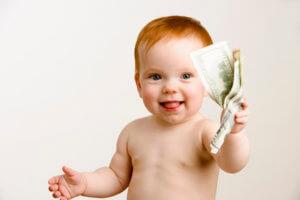 детские карты для материальной поддержки семей