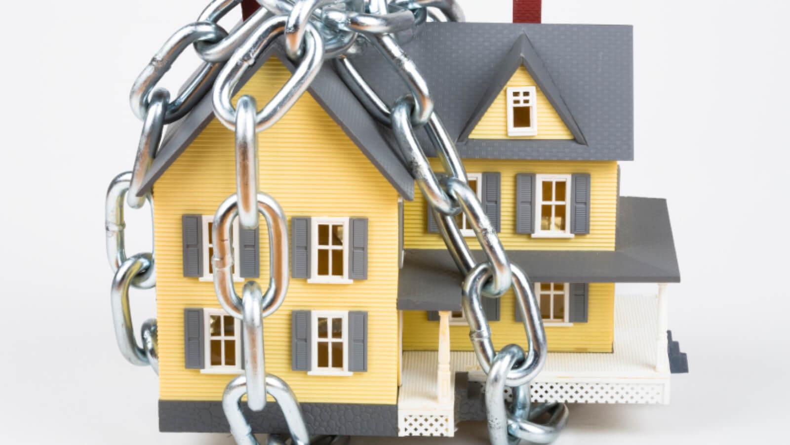 покупка залоговой недвижимости у банка