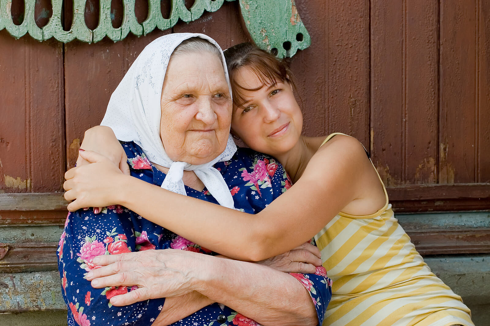 русские бабуси любят русских парней