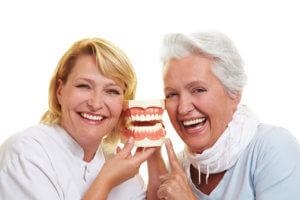 Программа льготного протезирования зубов