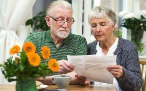 ставка налогообложения для пенсионеров