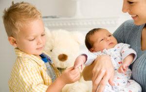 Единовременное пособие на второго ребенка