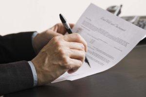 потенциальные заемщики при оформлении кредитов