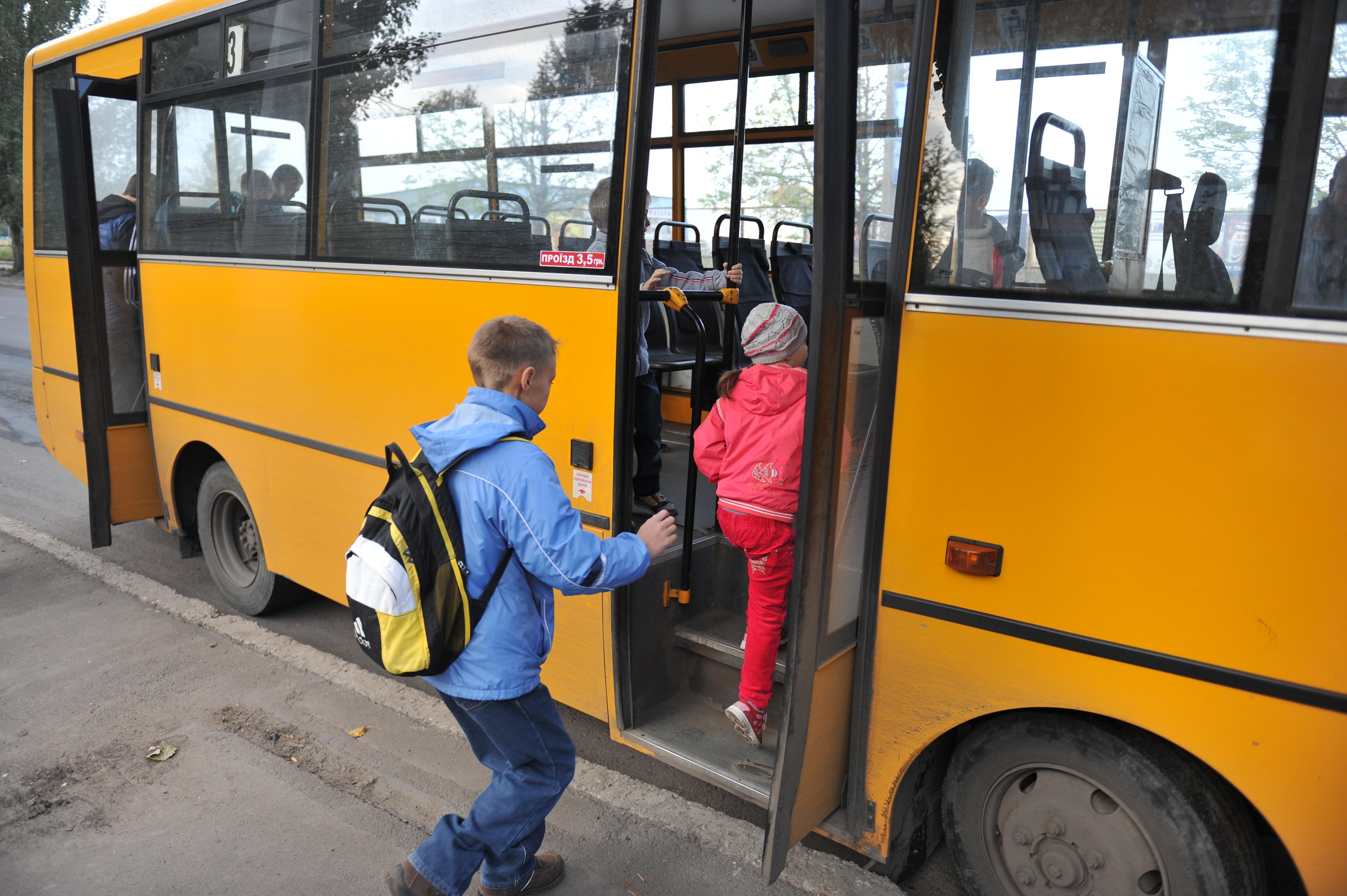 Бесплатный проезд для школьников на каникулах (список маршрутов)