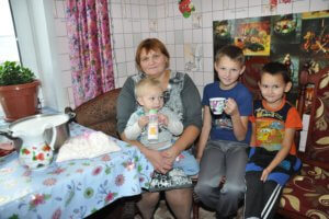 Получение статуса малоимущей семьи