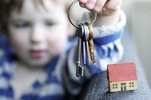 Собственник недвижимости несовершеннолетний