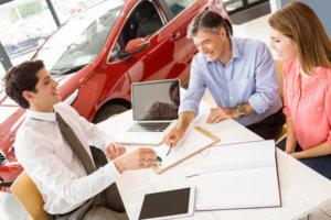 получение кредита на подержанный автомобиль