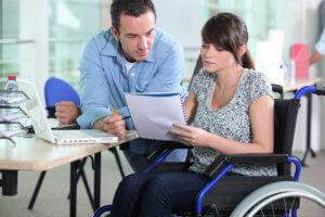 удостоверение инвалида