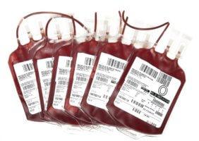 сколько платят донорам крови