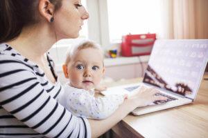 как рассчитать пособие по уходу за ребёнком