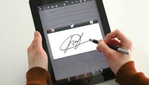 электронная цифровая подпись