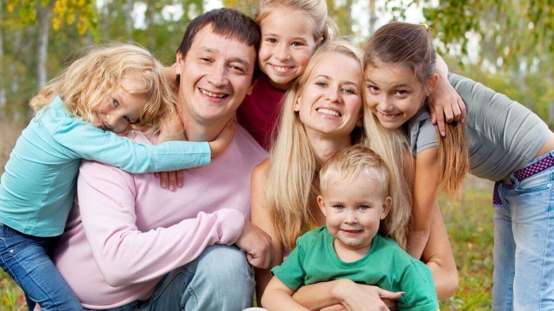 Как снять автоналог многодетным семьям