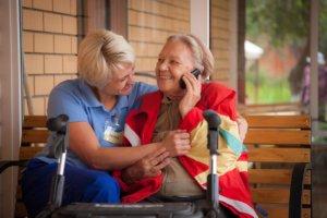 оплата частного дома престарелых