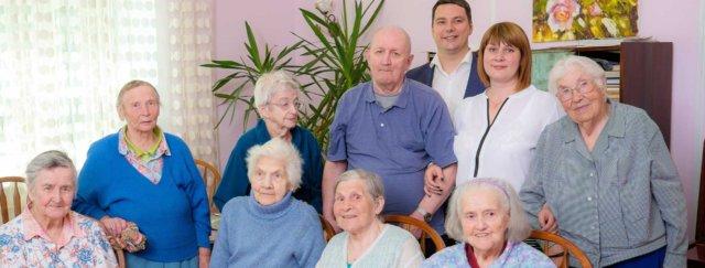 Особенности размещения в доме престарелых за пенсию