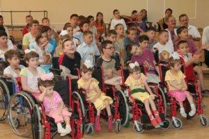 Дети инвалиды – это: нормы права