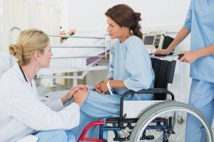 Прохождение медико-социальной экспертизы