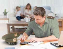 Жилищная субсидия военнослужащим - порядок расчета и получения